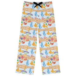 Under the Sea Womens Pajama Pants (Personalized)