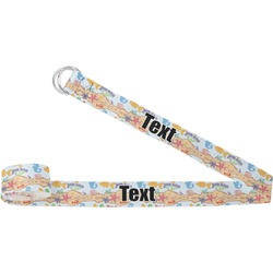 Under the Sea Yoga Strap (Personalized)