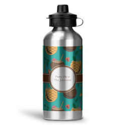 Coconut Drinks Water Bottle - Aluminum - 20 oz (Personalized)