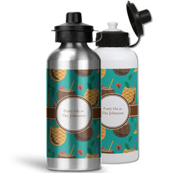 Coconut Drinks Water Bottles- Aluminum (Personalized)
