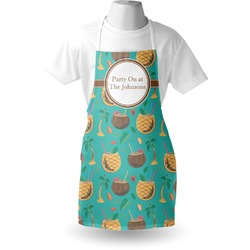Coconut Drinks Apron (Personalized)