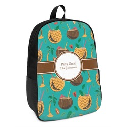 Coconut Drinks Kids Backpack (Personalized)
