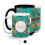 Coconut Drinks Coffee Mugs (Personalized)