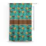 Coconut Drinks Curtain (Personalized)