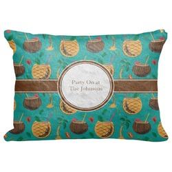 Coconut Drinks Decorative Baby Pillowcase - 16