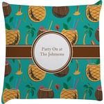 Coconut Drinks Decorative Pillow Case (Personalized)