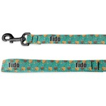 Coconut Drinks Deluxe Dog Leash (Personalized)