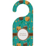 Coconut Drinks Door Hanger (Personalized)