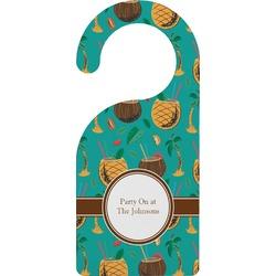 Coconut Drinks Door Hanger (Personalized)