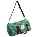 Coconut Drinks Duffel Bag (Personalized)