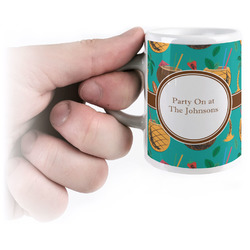 Coconut Drinks Espresso Cups (Personalized)