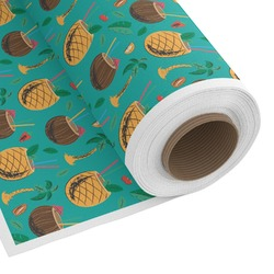 Coconut Drinks Custom Fabric - PIMA Combed Cotton (Personalized)