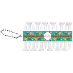 Coconut Drinks Golf Tees & Ball Markers Set (Personalized)