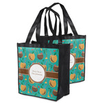 Coconut Drinks Grocery Bag (Personalized)