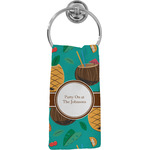 Coconut Drinks Hand Towel - Full Print (Personalized)