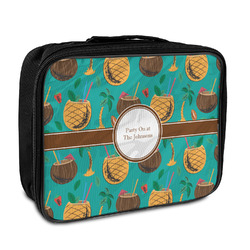 Coconut Drinks Insulated Lunch Bag (Personalized)
