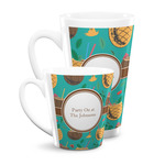 Coconut Drinks Latte Mug (Personalized)