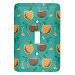 Coconut Drinks Light Switch Covers (Personalized)
