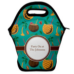 Coconut Drinks Lunch Bag w/ Name or Text