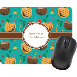 Coconut Drinks Mouse Pad (Personalized)