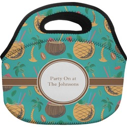 Coconut Drinks Lunch Bag (Personalized)