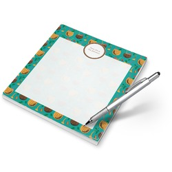 Coconut Drinks Notepad (Personalized)