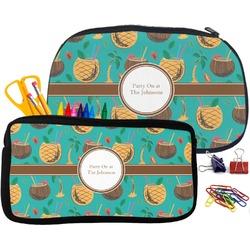 Coconut Drinks Pencil / School Supplies Bag (Personalized)