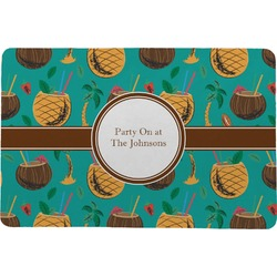 Coconut Drinks Comfort Mat (Personalized)