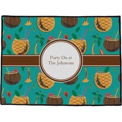 Coconut Drinks Door Mat (Personalized)