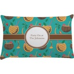 Coconut Drinks Pillow Case (Personalized)