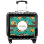 Coconut Drinks Pilot / Flight Suitcase (Personalized)