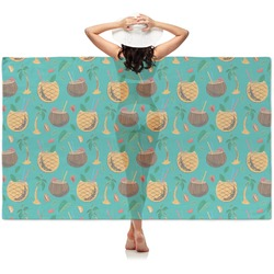 Coconut Drinks Sheer Sarong (Personalized)