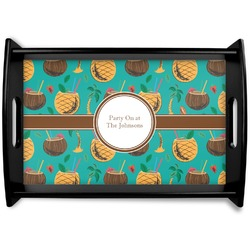Coconut Drinks Wooden Trays (Personalized)