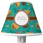Coconut Drinks Shade Night Light (Personalized)