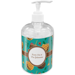 Coconut Drinks Acrylic Soap & Lotion Bottle (Personalized)