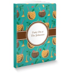 Coconut Drinks Softbound Notebook (Personalized)