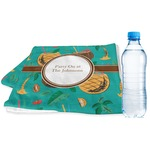 Coconut Drinks Sports & Fitness Towel (Personalized)