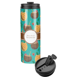 Coconut Drinks Stainless Steel Tumbler (Personalized)
