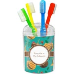 Coconut Drinks Toothbrush Holder (Personalized)