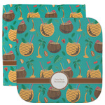Coconut Drinks Facecloth / Wash Cloth (Personalized)