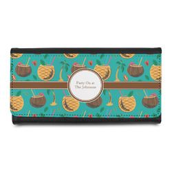 Coconut Drinks Ladies Wallet (Personalized)
