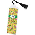Pink Flamingo Book Mark w/Tassel (Personalized)