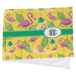 Pink Flamingo Cooling Towel (Personalized)