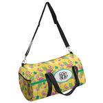 Pink Flamingo Duffel Bag (Personalized)