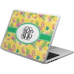 Pink Flamingo Laptop Skin - Custom Sized (Personalized)