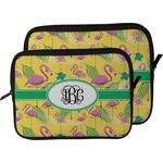 Pink Flamingo Laptop Sleeve / Case (Personalized)