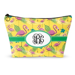 Pink Flamingo Makeup Bags (Personalized)