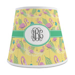 Pink Flamingo Empire Lamp Shade (Personalized)