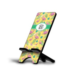 Pink Flamingo Phone Stand (Personalized)