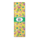 Pink Flamingo Runner Rug - 3.66'x8' (Personalized)